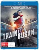 Train to Busan on Blu-ray