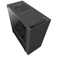NZXT S340 Elite Mid Tower - Matte Black