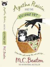 Agatha Raisin and the Vicious Vet by M.C. Beaton image