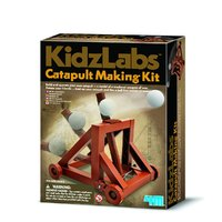 4M: Kidz Labs - Catapult Making Kit image
