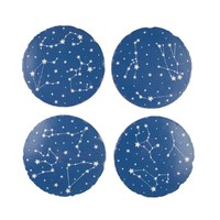 Star Constellations Coasters (Set of 4)