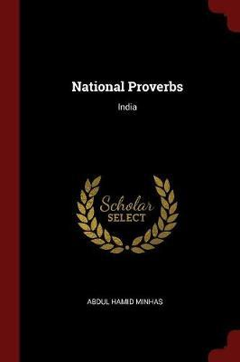 National Proverbs by Abdul Hamid Minhas image