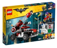 LEGO Batman Movie: Harley Quinn Cannonball Attack (70921)