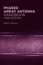 Phased Array Antenna Handbook by Robert J Mailloux