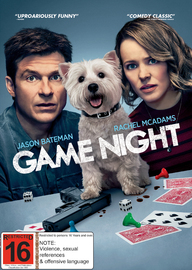 Game Night on DVD