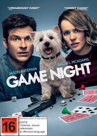 Game Night on DVD image