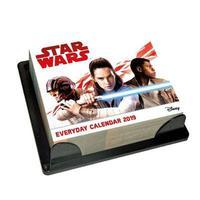 Star Wars 2019 Boxed Desk Calendar