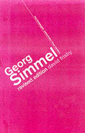 Georg Simmel by David Frisby image