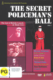 Secret Policeman's Ball - The Music Collector's Edition on DVD