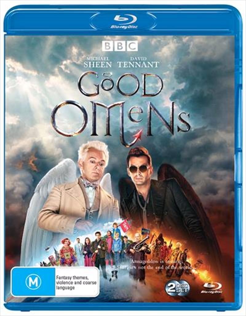 Good Omens on Blu-ray image