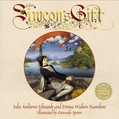 Simeon's Gift: The Julie Andrews Collection by Julie Andrews Edwards image