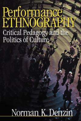 Performance Ethnography by Norman K Denzin image