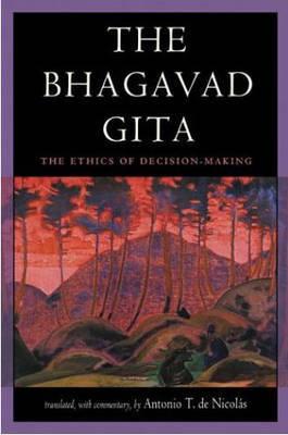 Bhagavad Gita by Antonio T.De Nicolas image