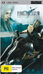 Final Fantasy VII: Advent Children for PSP