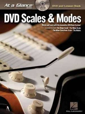 At A Glance Guitar - Scales And Modes by Chad Johnson image