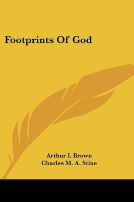 Footprints of God by Arthur I. Brown image