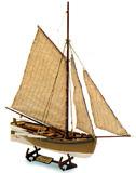 Artesania Latina Longboat Bounty's Jolly Boat 1:25 Wooden Model Kit