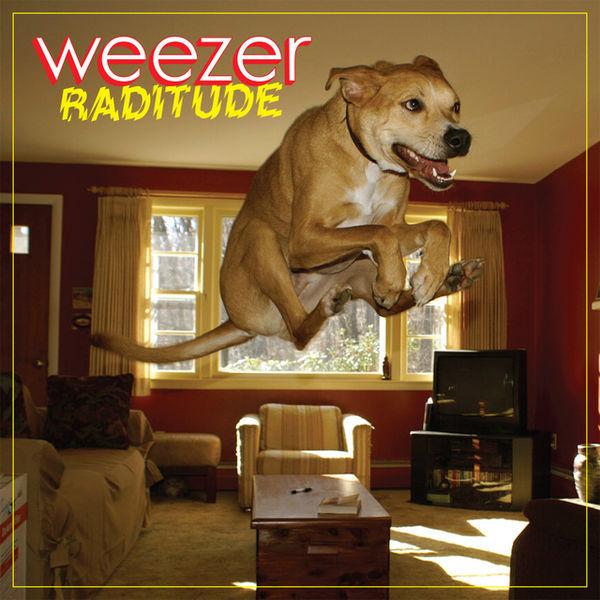Raditude by Weezer