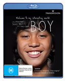 Boy on Blu-ray