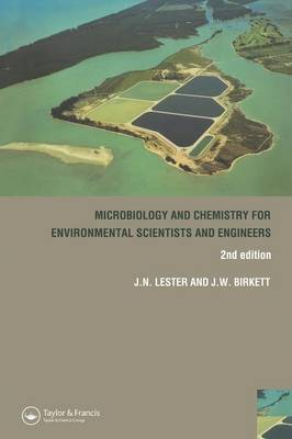 Microbiology and Chemistry for Environmental Scientists and Engineers by Jason W Birkett image