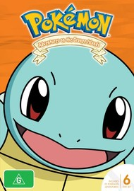 Pokemon - Season 2: Adventures on the Orange Islands on DVD
