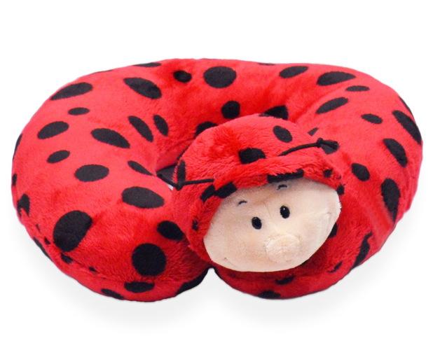 Nici: Ladybird Neck Cushion