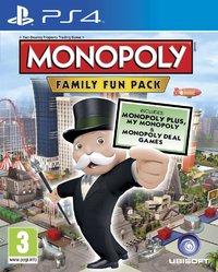 Monopoly Family Fun Pack for PS4