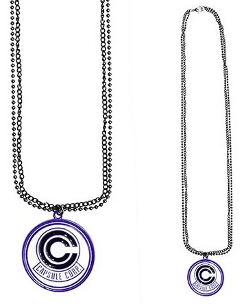 Dragon Ball: Capsule Corp Necklace image