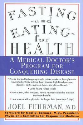 Fasting--and Eating--for Health by Joel Fuhrman image