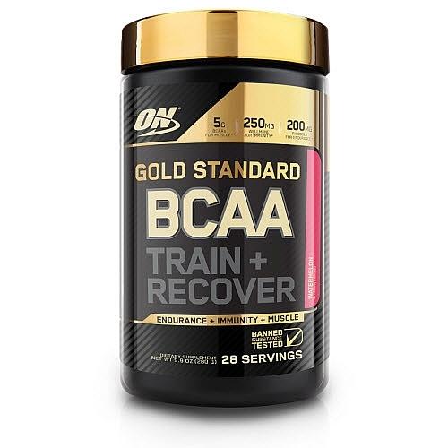 Optimum Nutrition Gold Standard BCAA Train + Recover - Watermelon (280g)