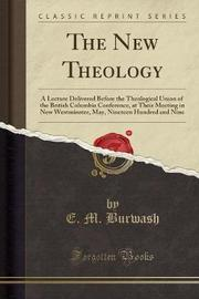 The New Theology by E M Burwash image
