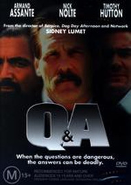 Q & A on DVD image