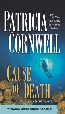 Cause of Death (Kay Scarpetta #7) US Ed. by Patricia Cornwell