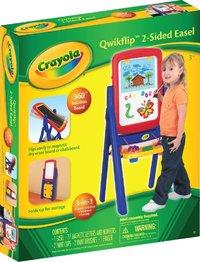 Crayola: Qwik Flip 2 Sided Easel