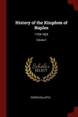 History of the Kingdom of Naples by Pietro Colletta image