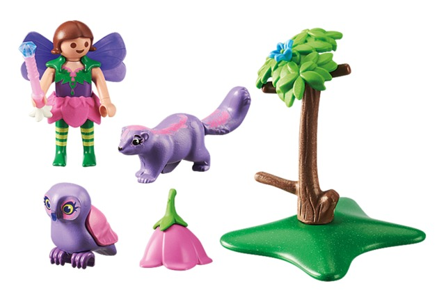 Playmobil: Fairies - Fairy Girl with Animal Friends (9140)