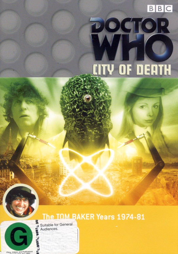 Doctor Who (1979) - City of Death (2 Disc) on DVD image