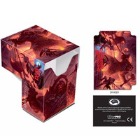 Dungeons and Dragons Fire Giant Full View Deck Box