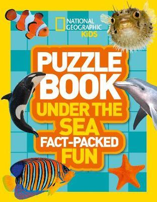 Puzzle Book Under the Sea by National Geographic Kids