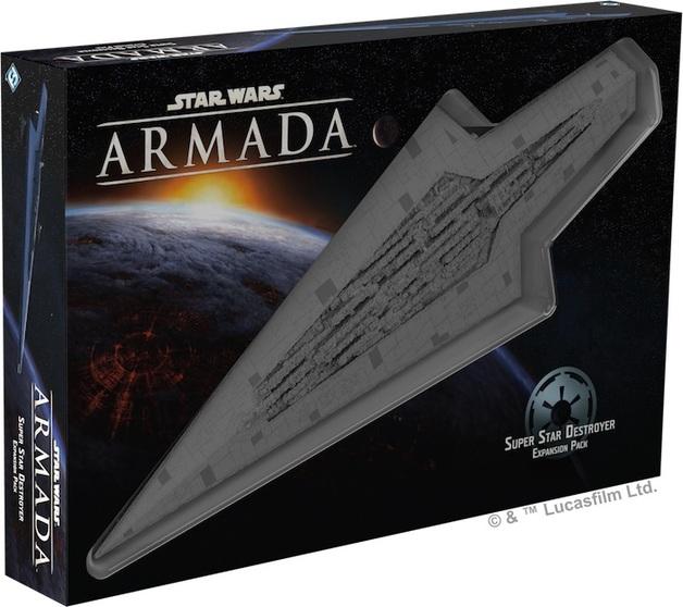 Star Wars Armada Super Star Destroyer Expansion Pack