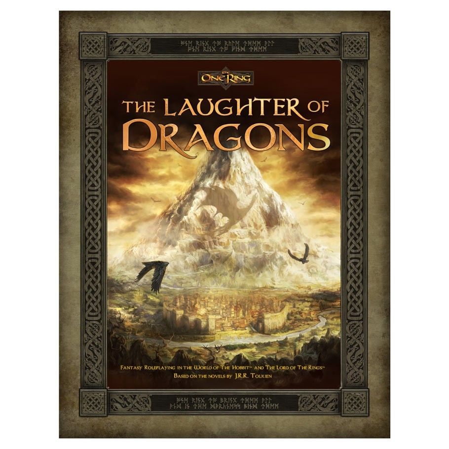 The One Ring RPG: The Laughter of Dragons image
