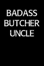 Badass Butcher Uncle by Standard Booklets image