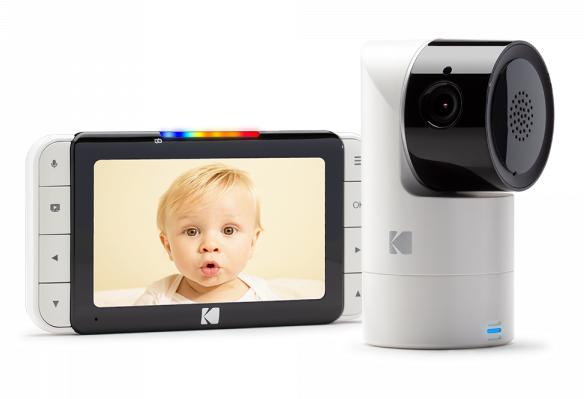 Kodak: Cherish C525 - Smart Video Monitor Set