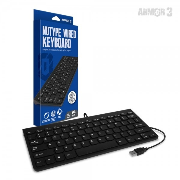 Hyperkin NuType Wired Keyboard for PS4 for PS4