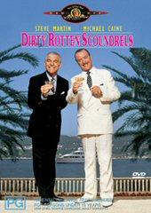 Dirty Rotten Scoundrels on DVD