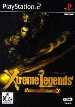 Dynasty Warriors 3: Xtreme Legends for PlayStation 2
