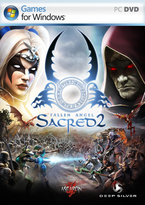 Sacred 2: Fallen Angel for PC Games