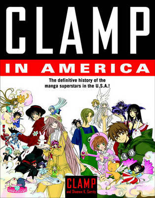 Clamp in America by Ballantine image