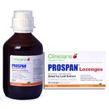 Clinicians Prospan 200ml Bottle + Lozenges (Banded)