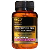 Go Healthy GO Beautiful Skin- Collagen Support (60 Capsules)